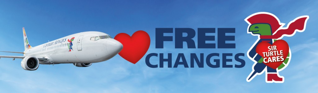 Make changes confidently, free of fees